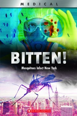 Bitten!: Mosquitoes Infect New York, Hardcover  -     By: John Shea