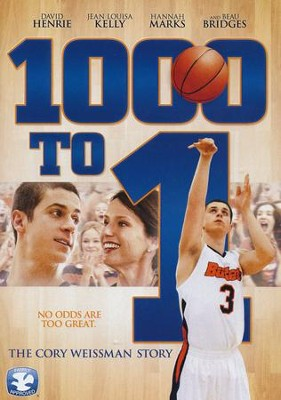 1000 to 1: The Cory Weissman Story, DVD   -