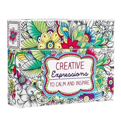 Coloring Cards - Creative Expressions  -
