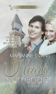 Hearts Surrender (Novella) - eBook  -     By: Marianne Evans
