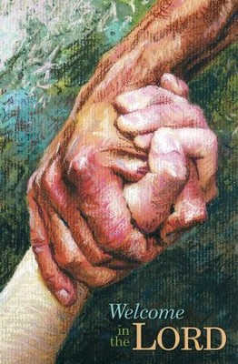 Welcome in the Lord Hands (Philippians 2:29, NIV) Bulletins, 100  -
