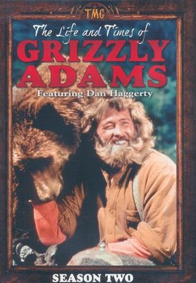 The Life and Times of Grizzly Adams: Season 2, DVD Set   -