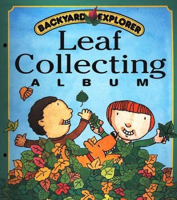 Backyard Explorer Kit: Leaf Collecting    -