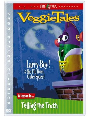 Larry-Boy & the Fib from Outer Space!   -     By: VeggieTales