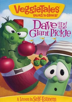 Dave and the Giant Pickle  -     By: VeggieTales