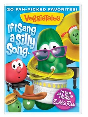 If I Sang a Silly Song  -     By: VeggieTales