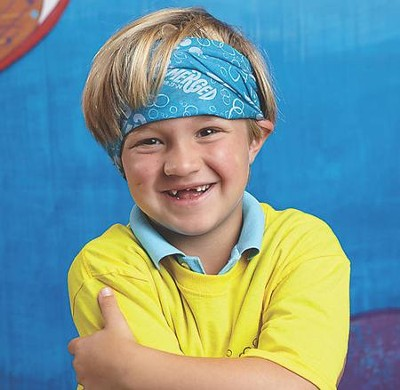 Submerged Kids' Head Wraps, Pack of 5   -