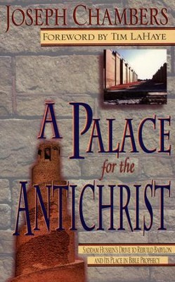 A Palace for the Antichrist   -     By: Joseph Chambers