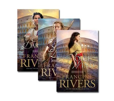 Mark of the Lion Trilogy, Volumes 1-3  -     By: Francine Rivers
