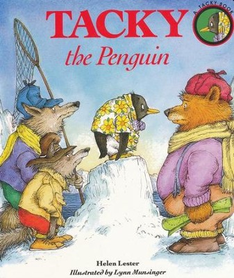 Tacky the Penguin  -     By: Helen Lester