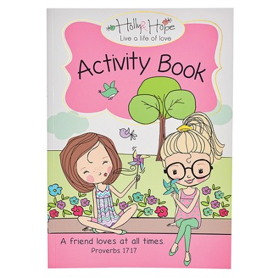 Holly & Hope Activity Book  -
