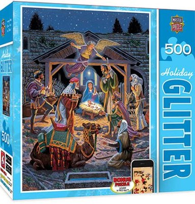Holy Night, 500 Pieces  -