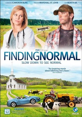 Finding Normal, DVD   -