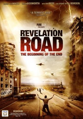 Revelation Road: The Beginning of the End, DVD   -