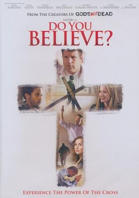 Do You Believe? DVD  -