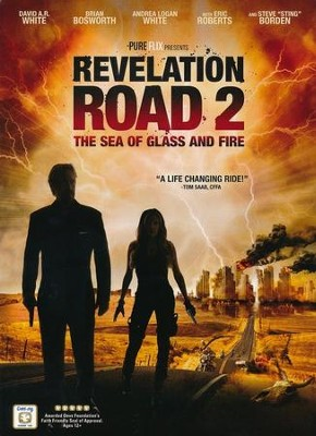 Revelation Road 2: The Sea of Glass and Fire, DVD  -