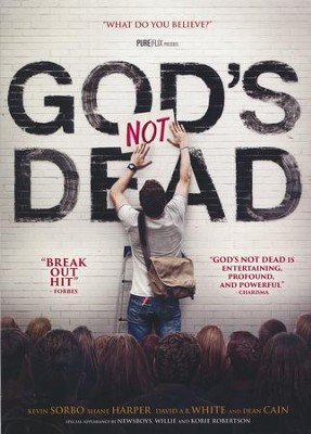 God's Not Dead, DVD    -