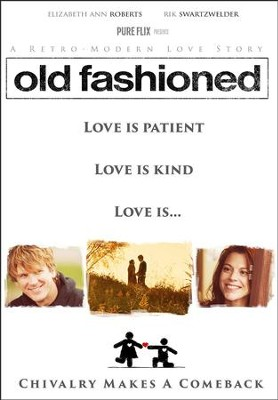 Old Fashioned, DVD  -