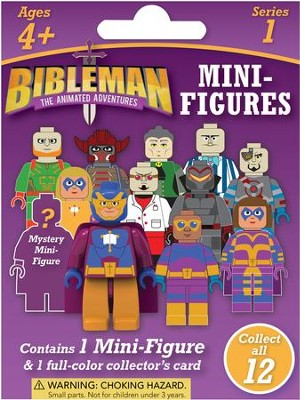 Mystery Collectible Mini Figure   -