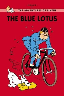 The Adventures of Tintin: The Blue Lotus, Young Readers Edition  -     By: Herge