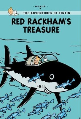 The Adventures of Tintin: Red Rackham's Treasure, Young Readers Edition  -     By: Herge