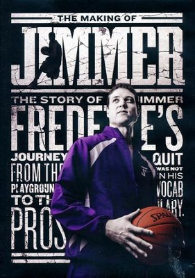 The Making of Jimmer, DVD   -