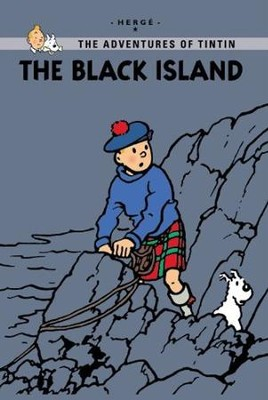 The Black Island, Young Readers Edition             -     By: Herge