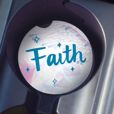 Faith, Car Coaster  -