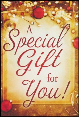 A Special Gift, Christmas Share Booklet  -