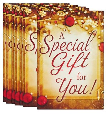 A Special Gift for You! Share Booklets, Pack of 12   -