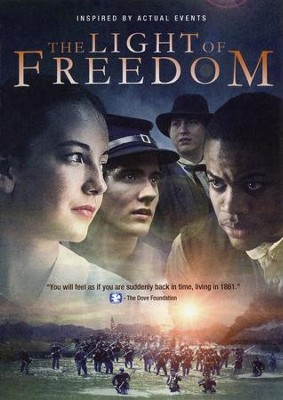 The Light of Freedom, DVD   -