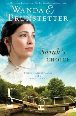 Sarah's Choice - eBook  -     By: Wanda E. Brunstetter