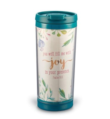 You Will Fill Me With Joy Travel Mug  -