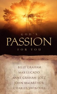 God's Passion For You     -     By: Billy Graham