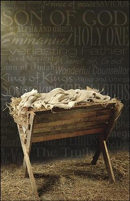 Names of Jesus Bulletins, 50  -