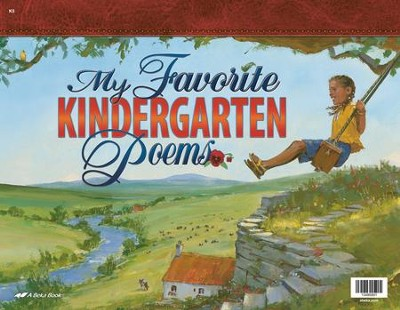 Abeka My Favorite Kindergarten Poems (13 visuals)   -