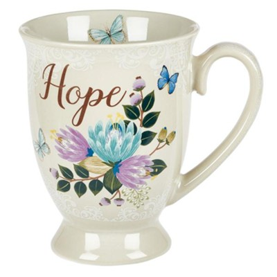 Hope Mug and Coaster  -