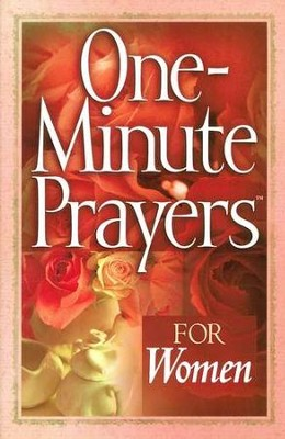 One-Minute Prayers for Women   -