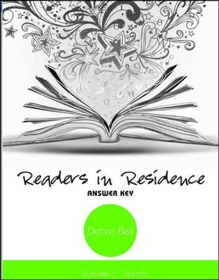 Readers in Residence Volume 1: Sleuth Answer Key   -     By: Debra Bell