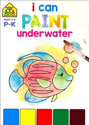 I Can Paint Underwater  -