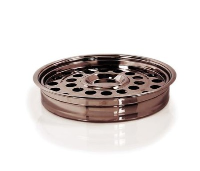 RemembranceWare Bronze One Pass Communion Tray and Disc  -