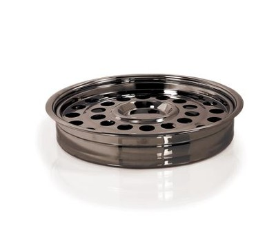 RemembranceWare Titanium One Pass Communion Tray and Disc  -