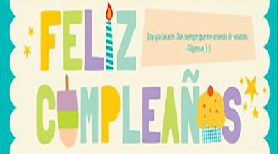 Feliz Cumpleanos Marcadores (Happy Birthday Bookmarks), 25  -