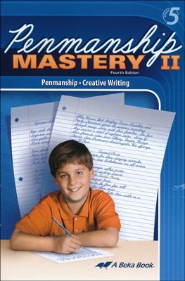Penmanship Mastery II, Fourth Edition   -