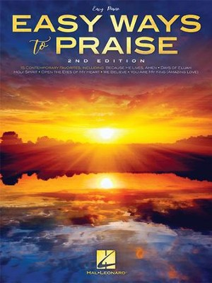 Easy Ways to Praise - 2nd Edition   -