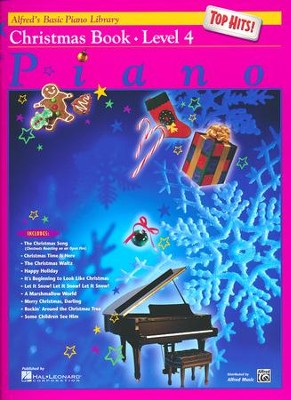 Alfred's Basic Piano Library: Top Hits! Christmas Book 4  -     Edited By: E.L. Lancaster, Morton Manus