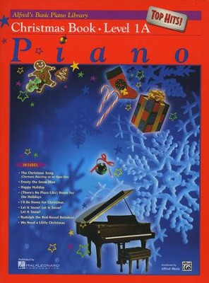 Alfred's Basic Piano Library: Top Hits! Christmas Book 1A  -     Edited By: E.L. Lancaster, Morton Manus