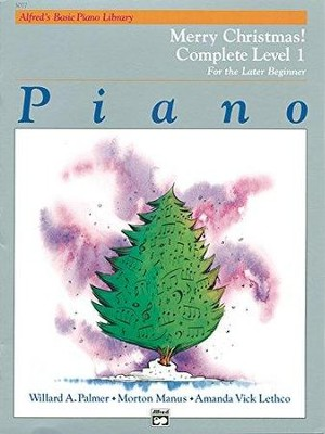Alfred's Basic Piano Library: Merry Christmas! Complete Book 1 (1A/1B)  -     By: Willard A. Palmer, Morton Manus, Amanda Vick Lethco