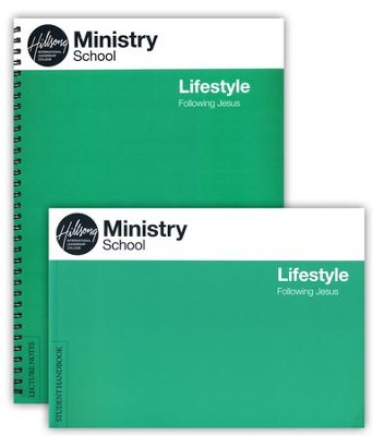 Ministry School-Lifestyle Starter Pack: Following Jesus  -