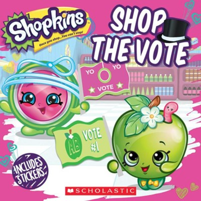 Shop the Vote  -     By: Sydney Malone